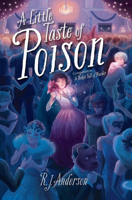 Cover for A Little Taste of Poison
