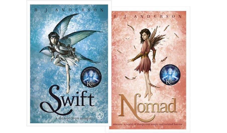 Covers of Swift and Nomad